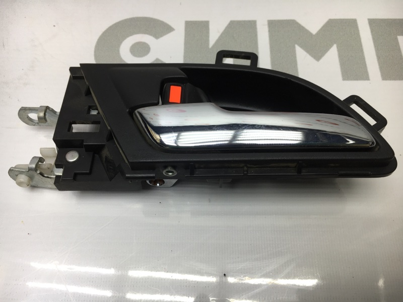 Ручка двери Honda Cr-V RE4 K24A задняя левая Внутренняя. (б/у)