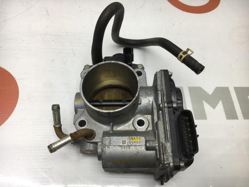 Заслонка дроссельная Honda Stream RN6 R18A 2009 (б/у)