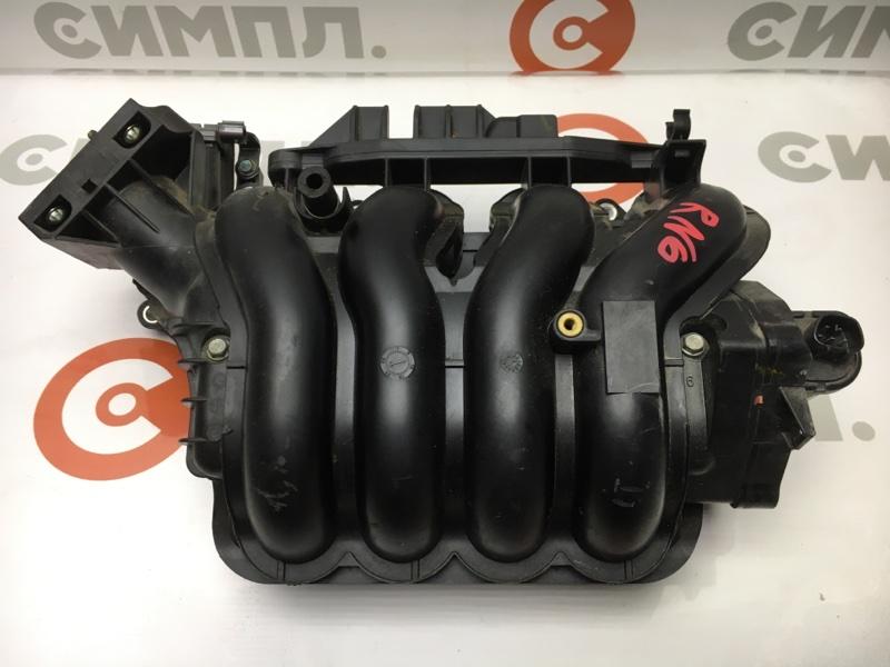Коллектор впускной Honda Stream RN6 R18A 2009 (б/у)