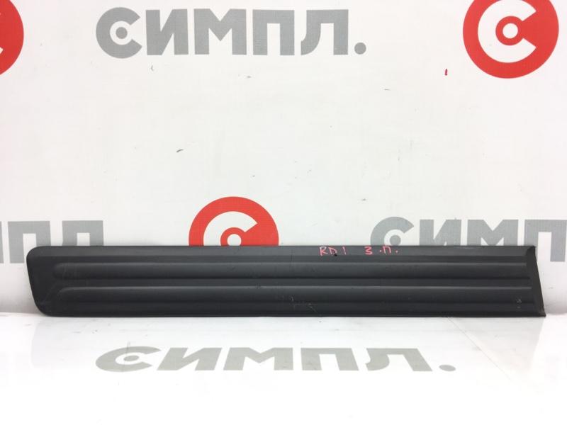 Накладка на дверь Honda Cr-V RD1 B20B 1998 задняя правая 75303-S10-0030 (б/у)