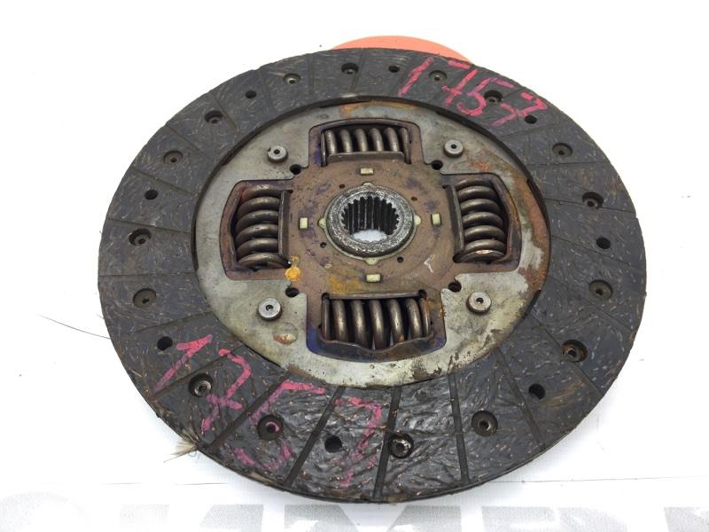 Диск сцепления Nissan Vanette SK22VN F8 1757 (б/у)