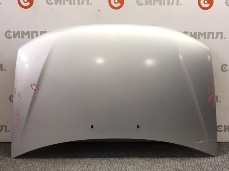 Капот Mazda Demio DW3W 2002 106837 (б/у)