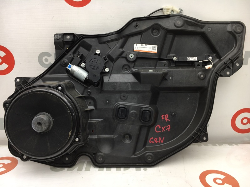 Стеклоподъемный механизм Mazda Cx-7 ER3P 2007 передний правый (б/у)