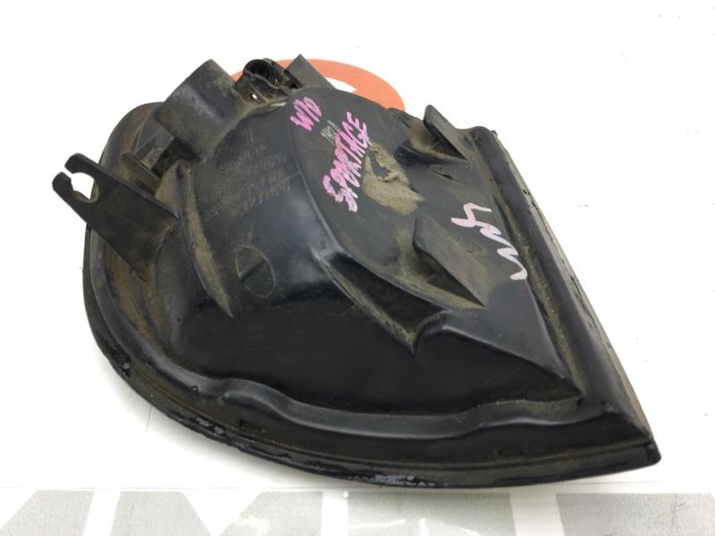 Габаритный огонь Kia Sportage JA FE-DOHC 1998 левый (б/у)