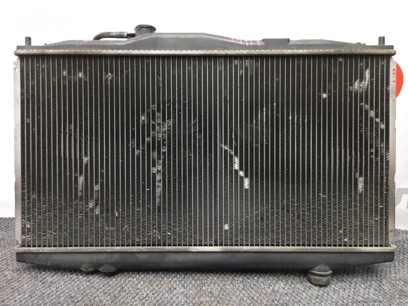 Радиатор охлаждения двигателя Honda Torneo CF4 F20B 2001 74717 Есть дефект см. фото. (б/у)