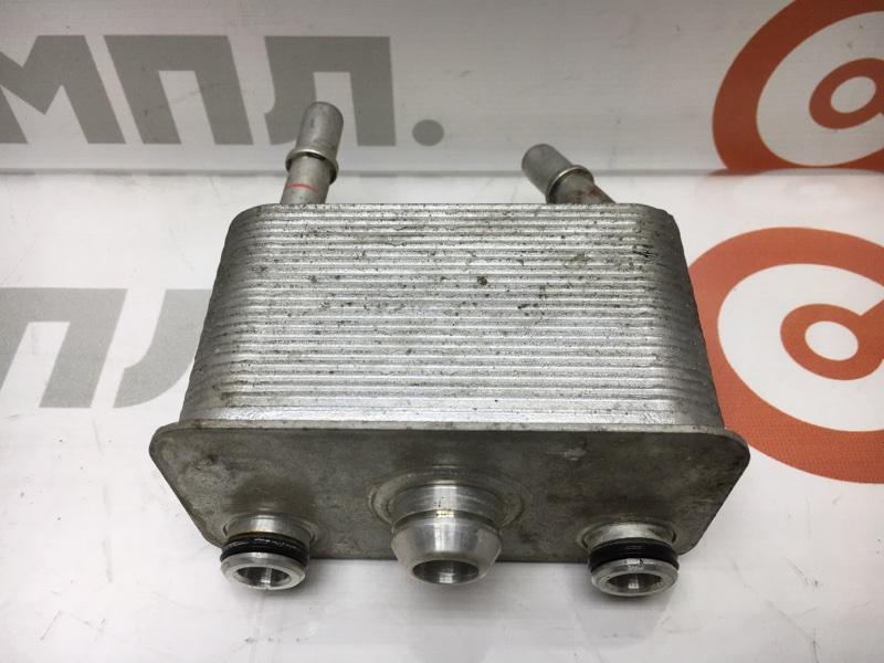 Радиатор масляный Bmw X5 E53 N62 2003 501601 (б/у)