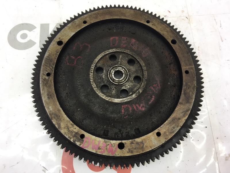 Маховик Mazda Demio DW3W B3 1999 МКПП. (б/у)