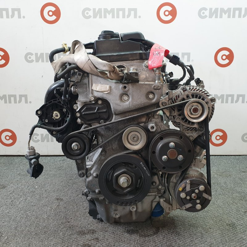 Двигатель Honda Civic FD1 R18A 2007 Пробег по Японии - 103000 км. Цена без навесного (б/у)