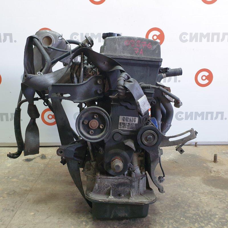 Двигатель Toyota Carina AT211 7A 1997 02276 Пробег по Японии - 82000км. (б/у)