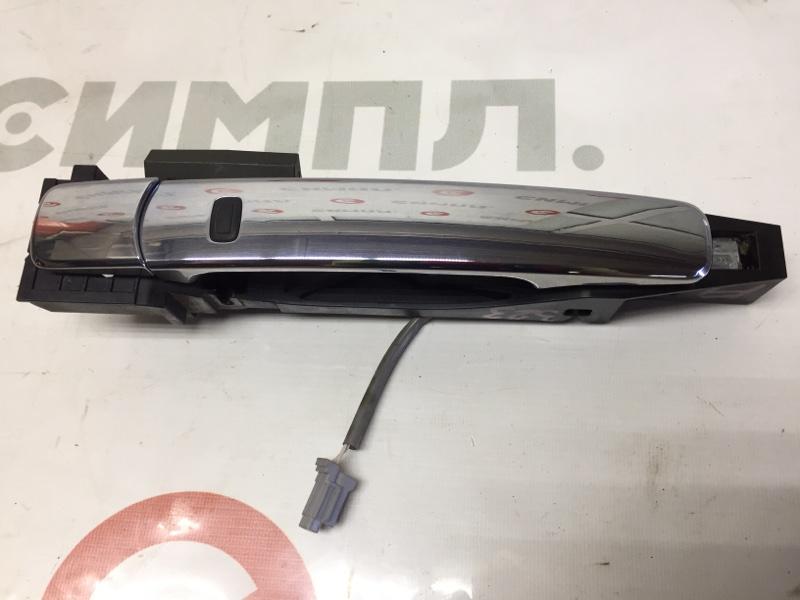 Ручка двери Nissan Murano PZ50 VQ35 2004 передняя левая (б/у)