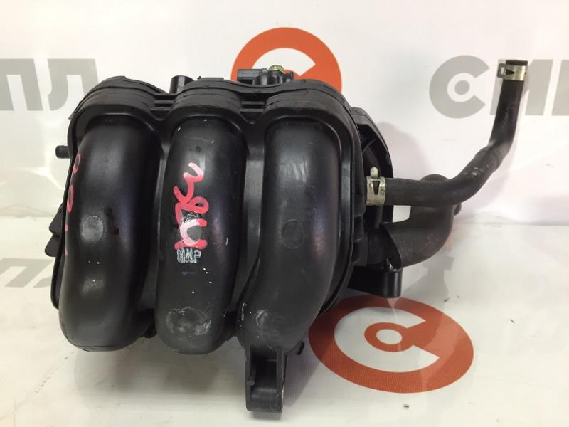 Коллектор впускной Toyota Passo KGC30 1KR 2011 (б/у)