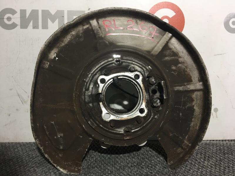 Цапфа Bmw 7-Series E65 N62B44A 2004 задняя левая (б/у)