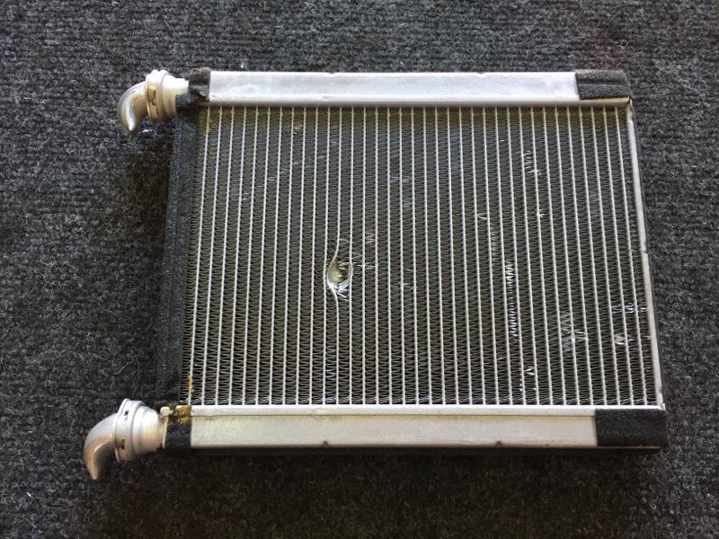 Радиатор отопителя Toyota Vista Ardeo SV50 3S-FSE 2000 Подмята трубка, целая (см. фото), (б/у)