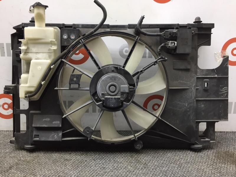 Диффузор Toyota Aqua NHP10 1NZ-FXE 2012 (б/у)