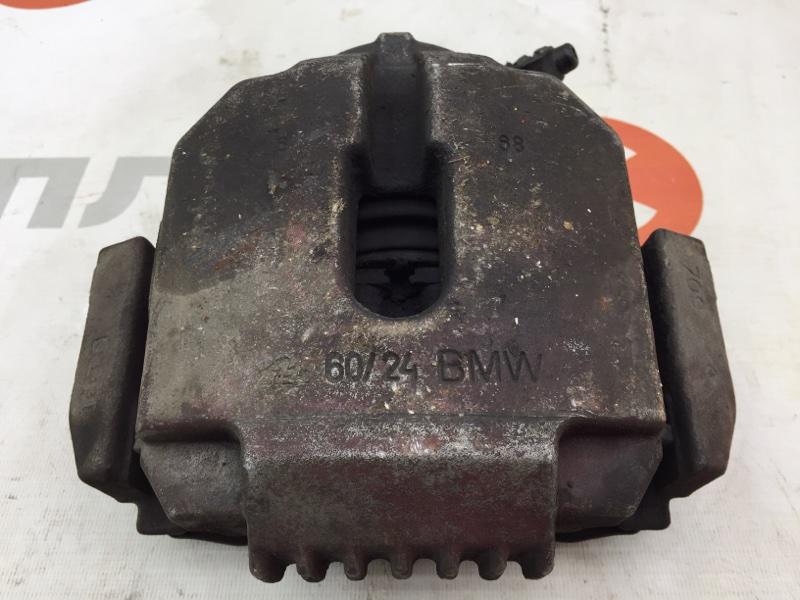Суппорт тормозной Bmw 5-Series E60 M54B30 2004 передний правый (б/у)