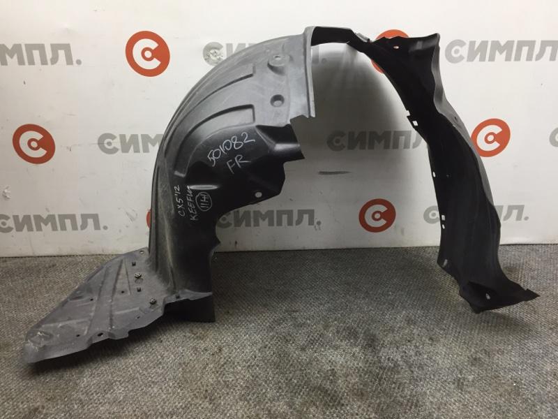 Подкрылок Mazda Cx-5 KEEFW PE 2012 передний правый 501082 (б/у)
