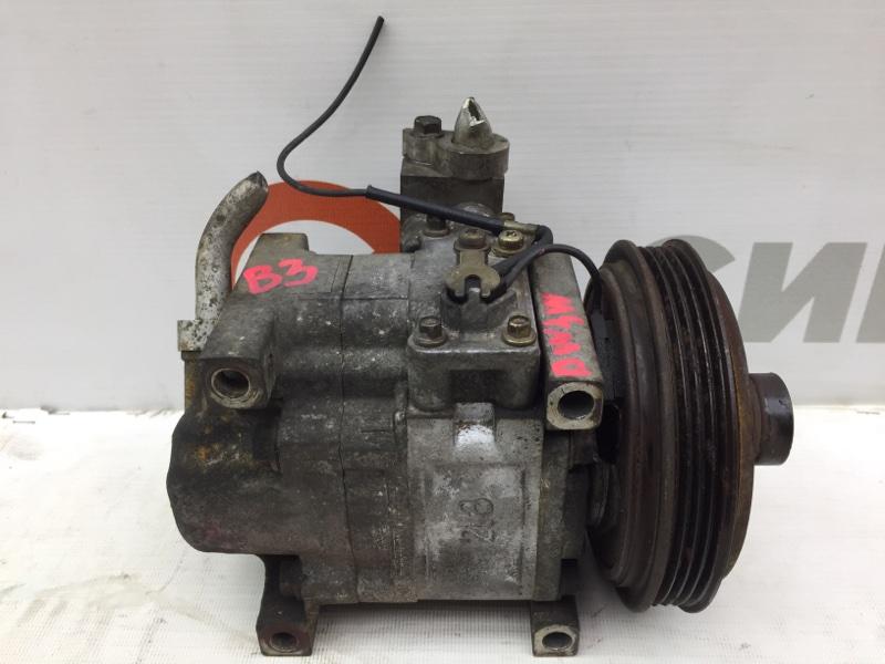 Компрессор кондиционера Mazda Demio DW3W B3 2001 (б/у)