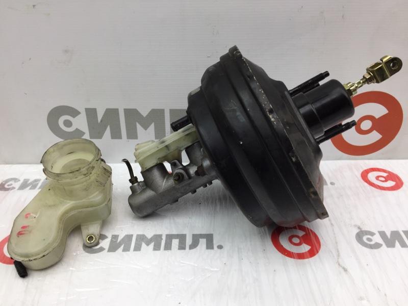 Вакуумный усилитель тормозов Honda Stream RN2 D17A 2001 ГТЦ + вакуумный усилитель (б/у)
