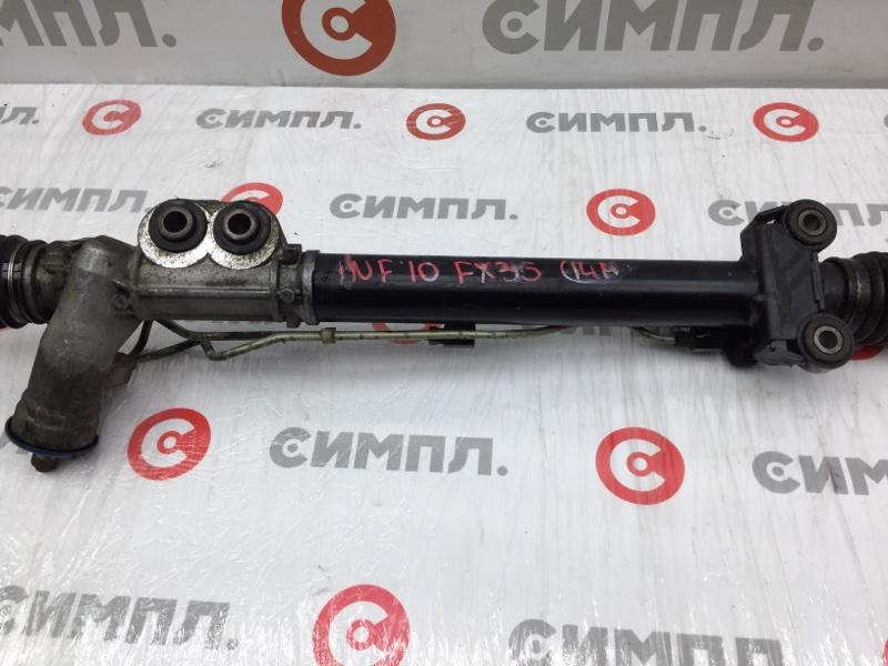 Рулевая рейка Infiniti Fx35 S50 VQ35 2004 49001CG101 LH (б/у)