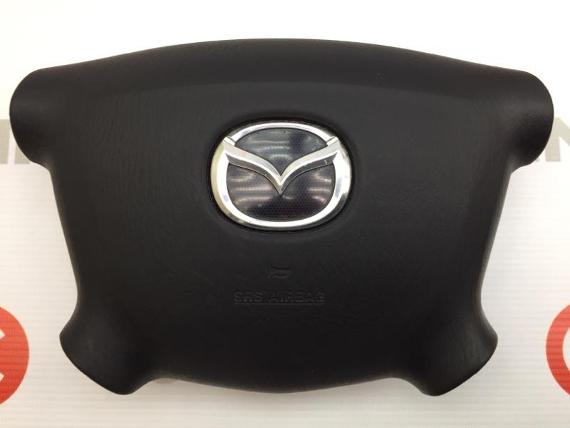 Подушка безопасности Mazda Demio DW3W B3 1999 правая В руль. (б/у)