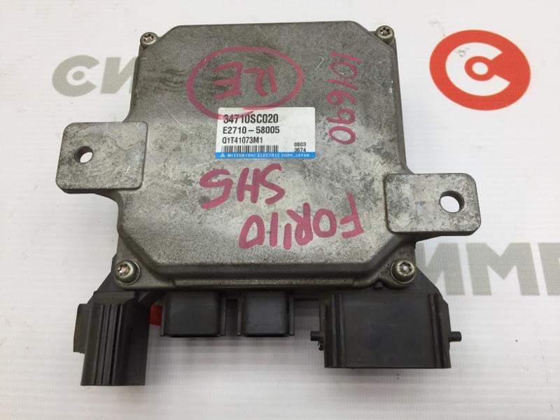 Блок управления рулевой рейкой Subaru Forester SH5 EJ204 2010 101690 (б/у)
