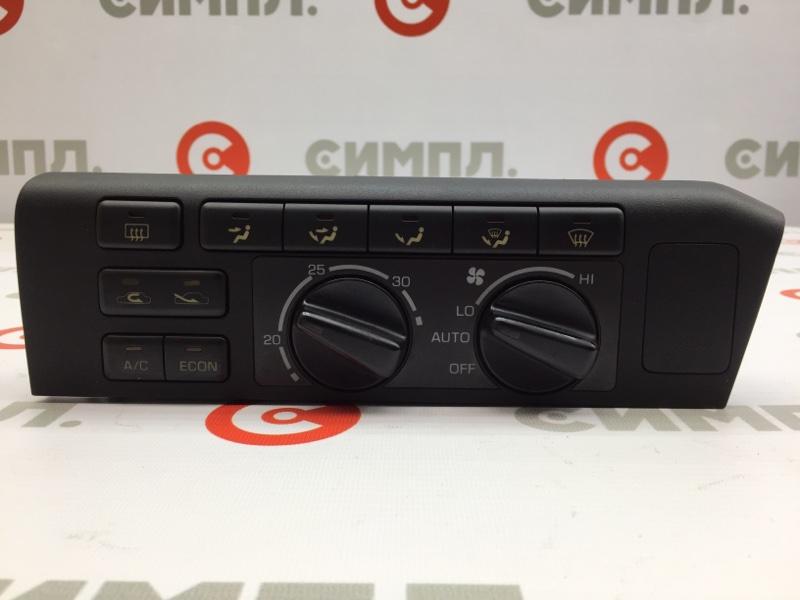 Блок управления климат-контролем Toyota Camry SV35 4S 1992 (б/у)