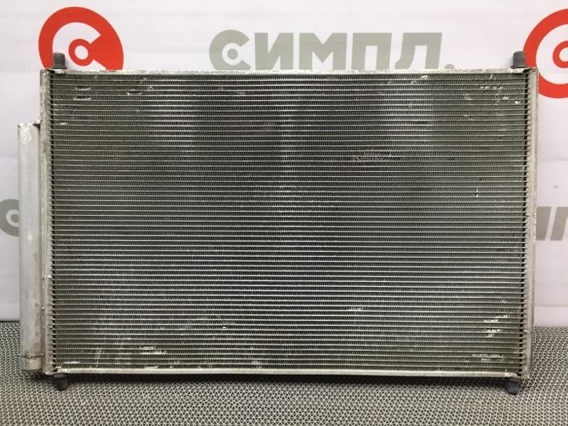 Радиатор кондиционера Toyota Corolla NZE141 1NZ 2007 (б/у)