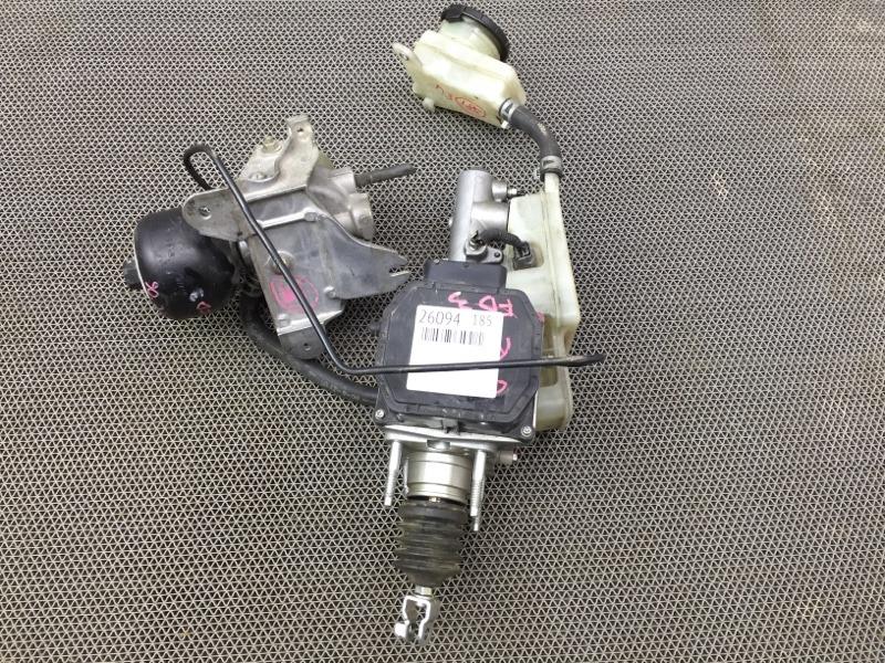 Цилиндр главный тормозной Honda Civic FD3 LDA 2006 Дефект (см. фото). (б/у)