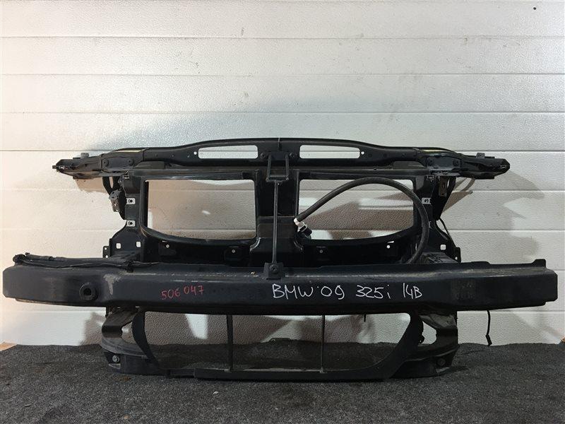 Рамка радиатора Bmw 3-Series E90 N52B25A 2009 506047 Усилитель, замок капота и телевизор (б/у)