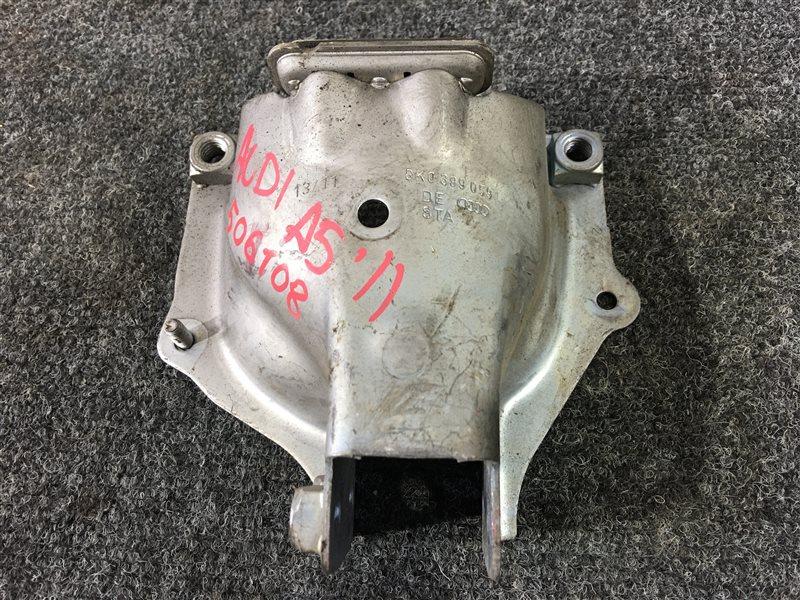 Кронштейн опоры двигателя Audi A5 8TA CDN 2011 левый 506108 (б/у)