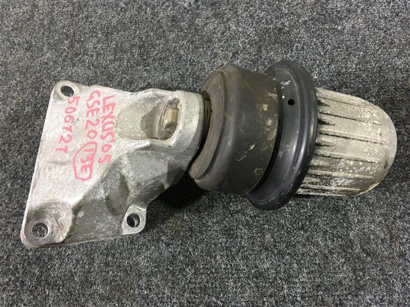Подушка двигателя Lexus Is250 GSE20 4GR 2005 правая 506121 Кронштейн продается отдельно. (б/у)