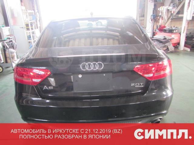 Дверь багажника Audi A5 8TA CDN 2011 105628 (+14.05.20) С камерой заднего вида. Спойлер карбон (б/у)