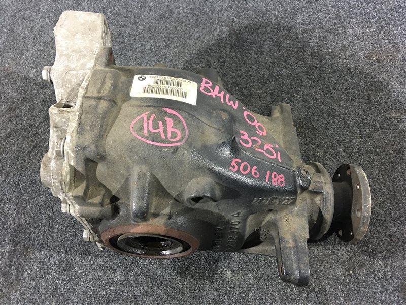 Редуктор Bmw 3-Series E90 N52B25A 2009 задний 506188 (б/у)