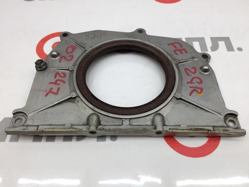 Крышка коленвала Toyota Highlander GSU40 2GR 2010 (б/у)