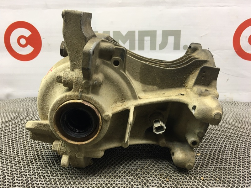 Редуктор Mazda Cx-5 KE PE-VPS 2012 задний Снята муфта. (б/у)