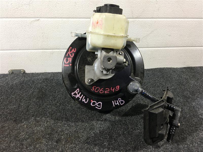 Вакуумный усилитель тормозов Bmw 3-Series E90 N52B25A 2009 506249 ГТЦ + вакуумный усилитель (б/у)