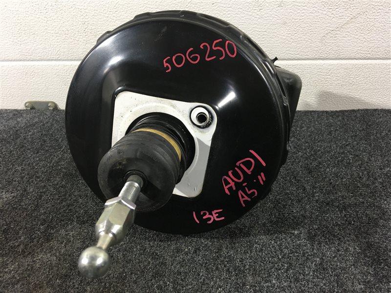 Вакуумный усилитель тормозов Audi A5 8TA CDN 2011 506250 ГТЦ + вакуумный усилитель (б/у)