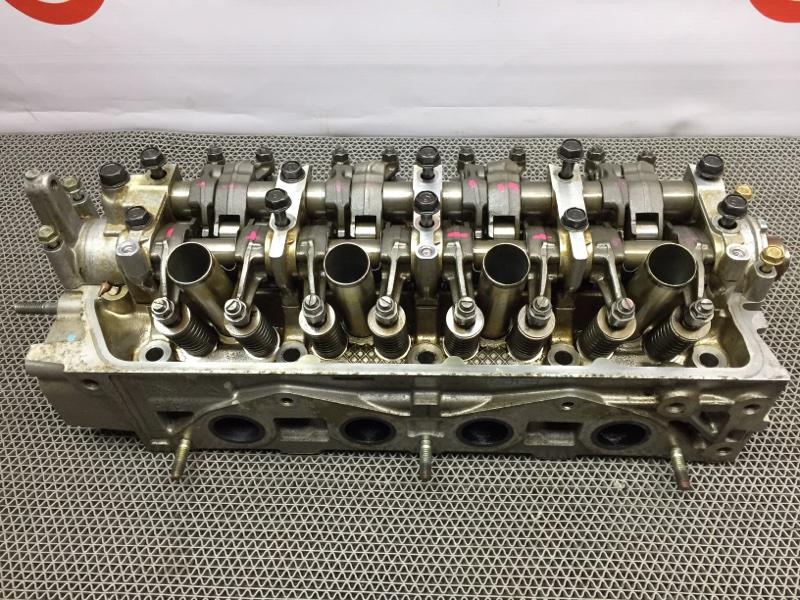 Головка блока цилиндров Honda Stream RN1 D17A 2003 (б/у)