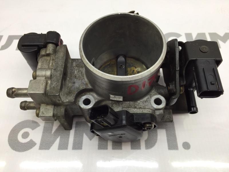 Заслонка дроссельная Honda Stream RN1 D17A 2003 (б/у)