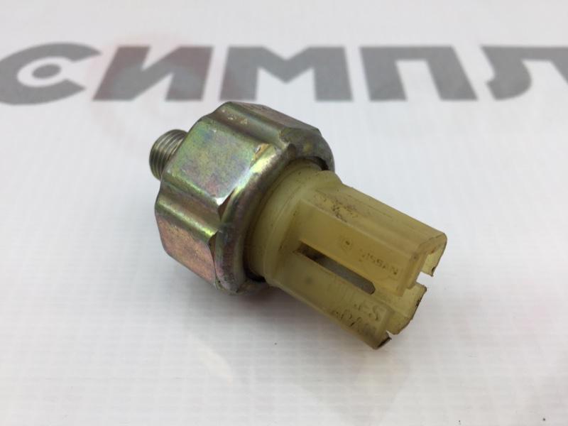 Датчик давления масла Nissan March K11 CG10DE 1999 (б/у)