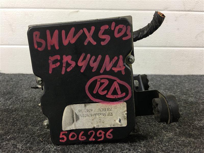 Блок abs Bmw X5 E53 N62 2003 506296 (б/у)