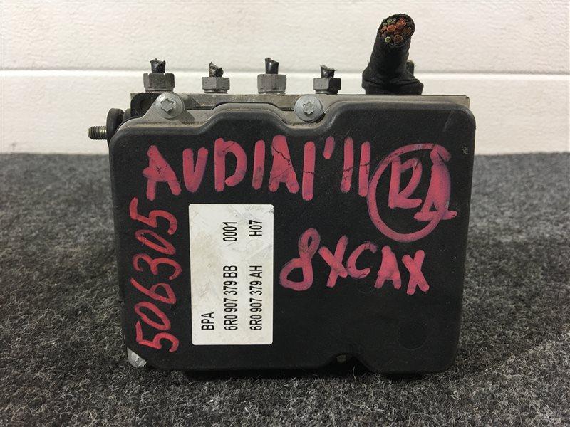 Блок abs Audi A1 8XA CAXA 2011 506305 (б/у)