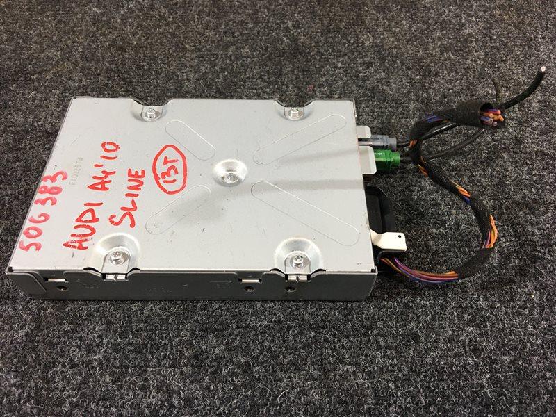Блок управления Audi A4 8K2 CDNC 2010 506383 Блок управления камерой заднего вида. (б/у)