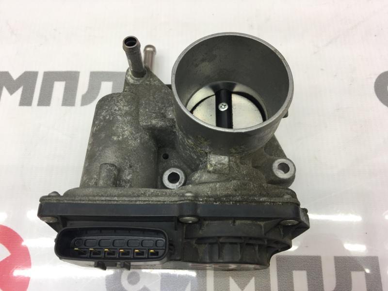 Заслонка дроссельная Toyota Aqua NHP10 1NZ-FXE 2012 (б/у)