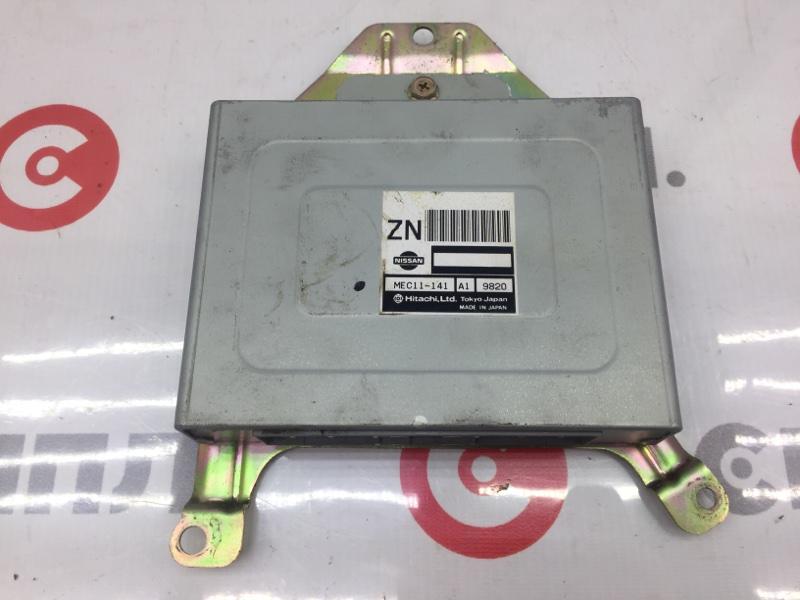 Блок управления двс Nissan Ad VHNY11 QG18 2006 7 ящик. (б/у)