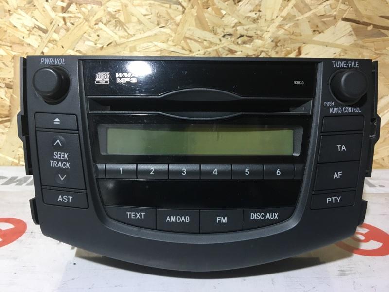 Магнитола Toyota Rav4 ACA30 1AZ-FS 2008 LHD. (б/у)