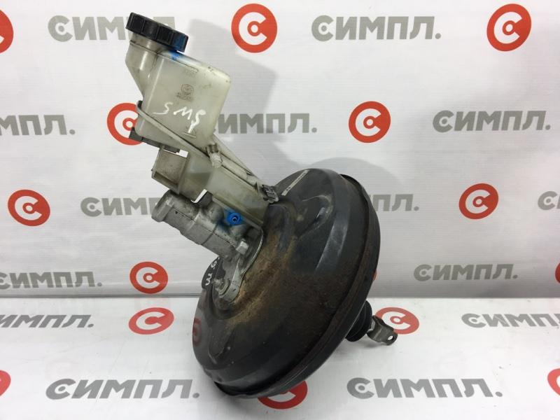 Вакуумный усилитель тормозов Mazda Atenza GH5AP L5 2011 GAN643800 RHD. (б/у)