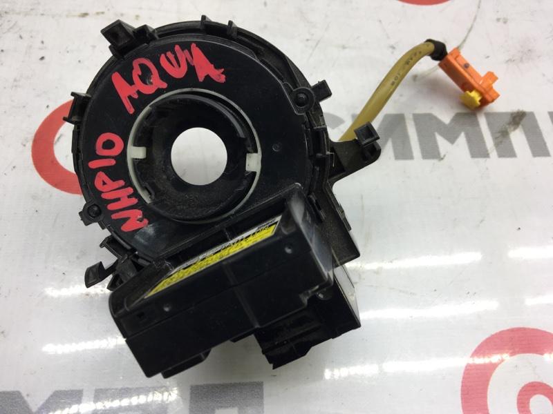 Кольцо srs Toyota Aqua NHP10 1NZ-FXE 2012 (б/у)