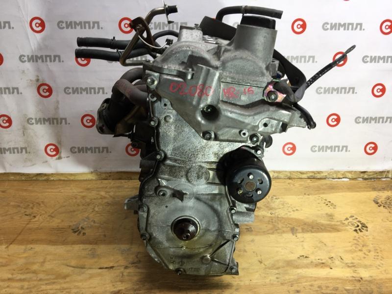 Двигатель Nissan Note E11 HR15 2009 Голый (без навесного), комплектность как на фото. (б/у)