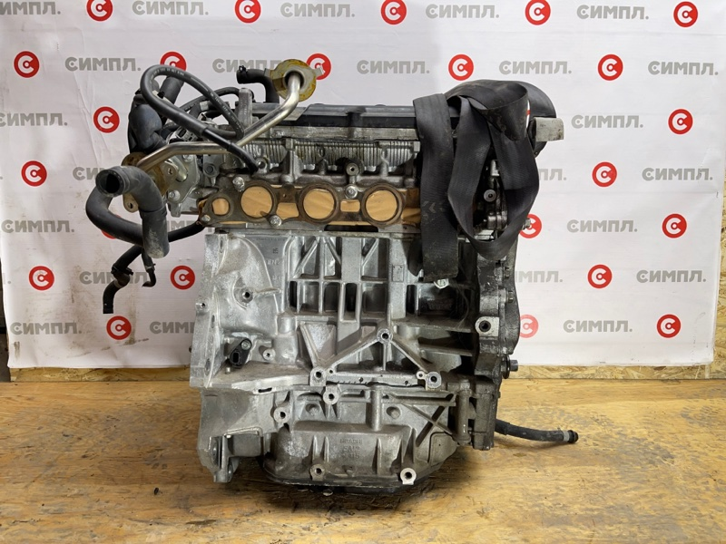 Двигатель Nissan X-Trail NT31 MR20DE 2007 Голый (без навесного), комплектность как на фото. (б/у)